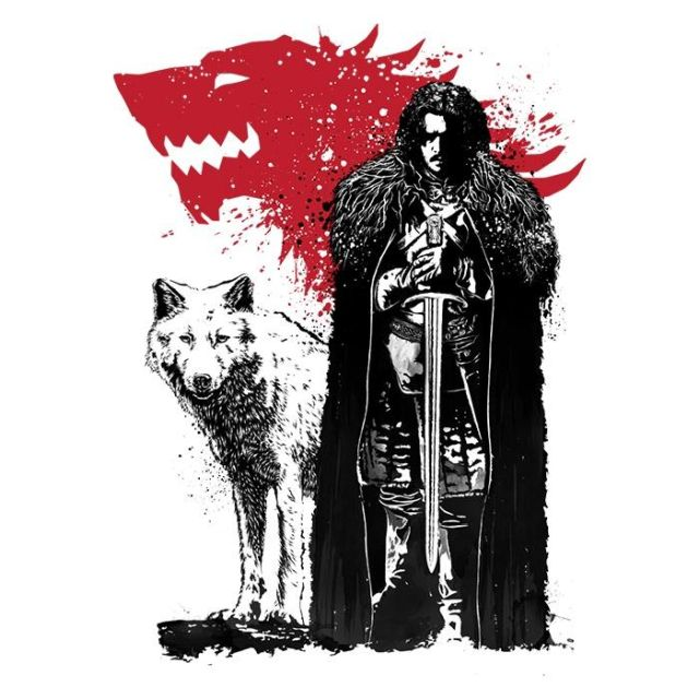 The King and the Wolf
