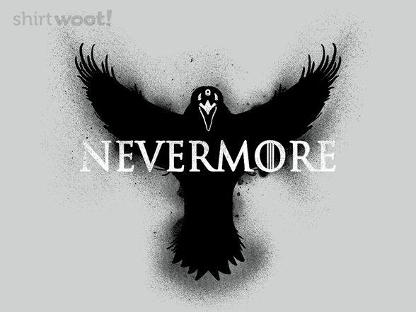 The Three-eyed Raven Cometh