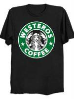 Westeros Coffee T-Shirt