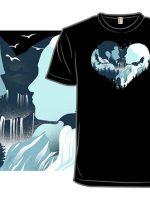 Winterfell Heart T-Shirt