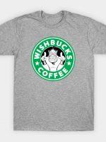 Wishbucks Coffee T-Shirt