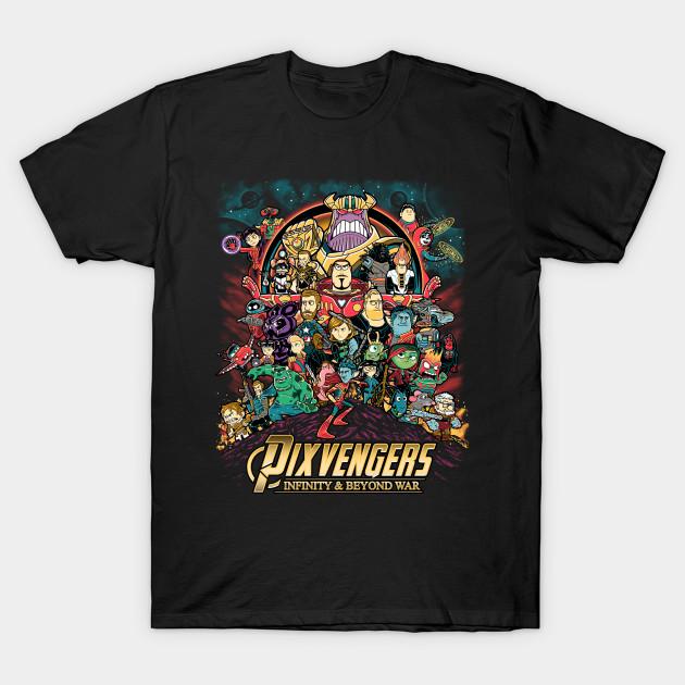 Pixar Movie T-Shirt