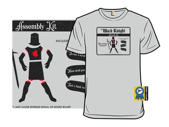 Black Knight Assembly Kit