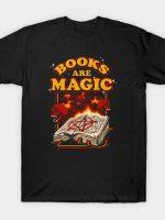Books Are Magic T-Shirt