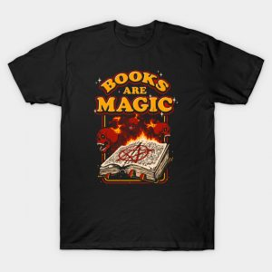 Books Are Magic T-Shirt