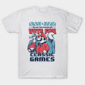 Classic Games T-Shirt