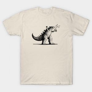 Coffee Godzilla