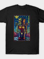 Cthulhu Tin Toy T-Shirt