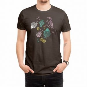 DINOSAUR Skeletons T-Shirt