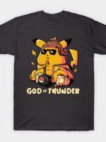 God of Thunder T-Shirt