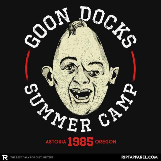 Goon Docks Summer Camp