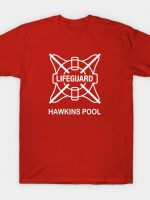 Hawkins Lifeguard T-Shirt