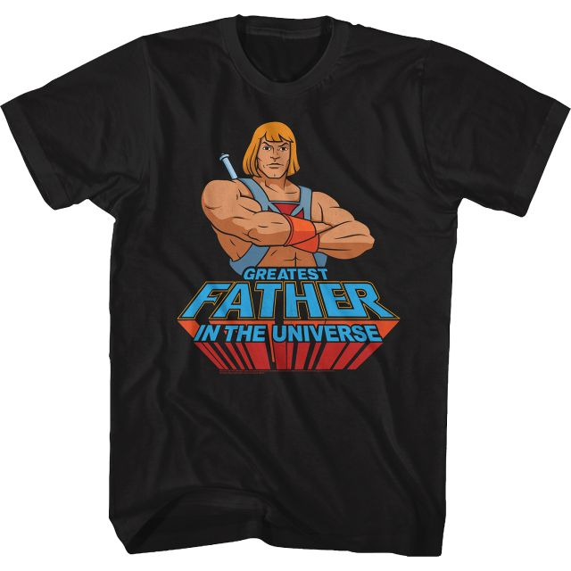 He-Man Greatest Father