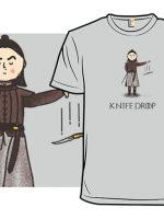 Knife Drop T-Shirt
