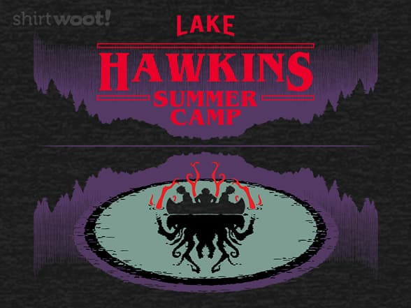Lake Hawkins Summer Camp