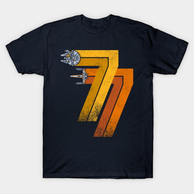 Star Wars 77 T-Shirt