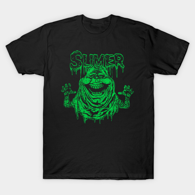 Ghostbusters Slimer T-Shirt