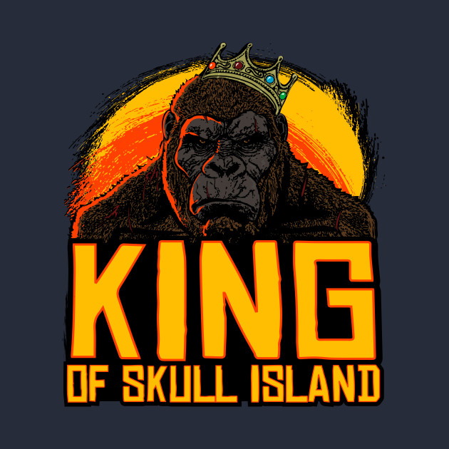 King of Skull Island