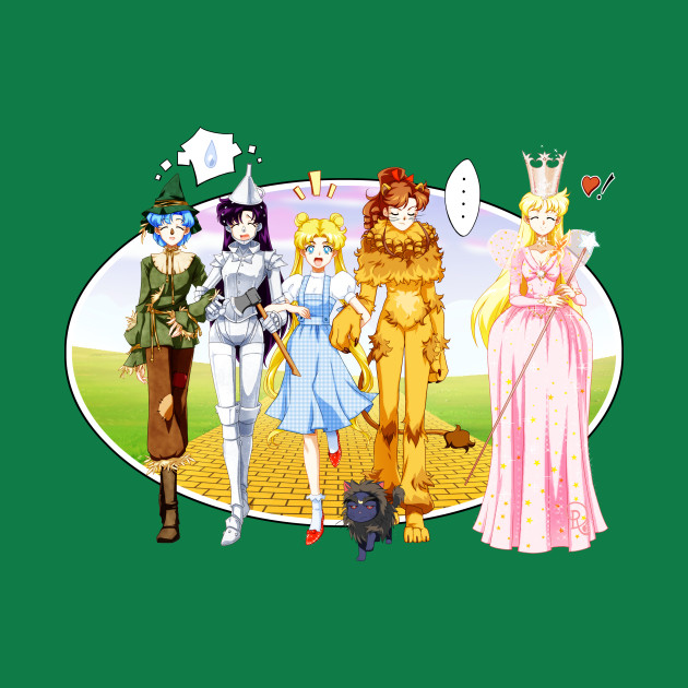 Sailor Moon - Wizard of Oz