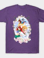 Sailor Princesses T-Shirt