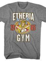 She-Ra Etheria Gym T-Shirt