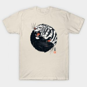 Taichi Tiger T-Shirt