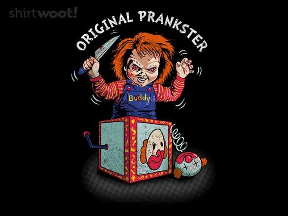 The Original Prankster