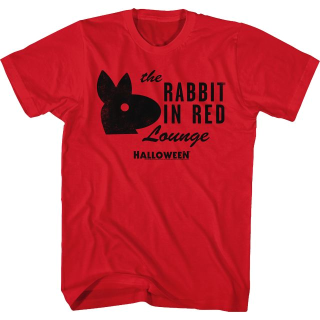 The Rabbit In Red Lounge Halloween