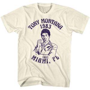 Tony Montana 1983