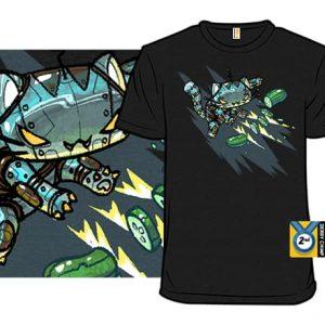 Mecha-Cat T-Shirt