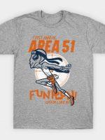 1st annual Area 51 fun run T-Shirt
