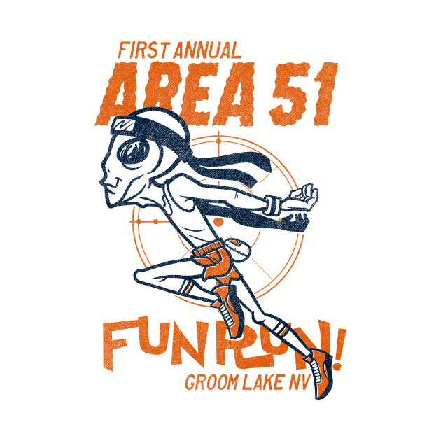 1st annual Area 51 fun run