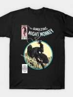 The Amazing Night Monkey T-Shirt