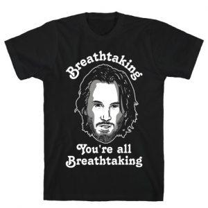BREATHTAKING KEANU