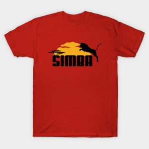The Lion KIng Simba T-Shirt