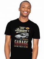 DOC BROWN'S GARAGE T-Shirt