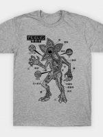 Demogorugon Anatomy T-Shirt