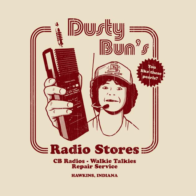 Dusty Bun's Radio Stores