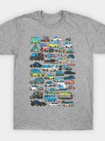 Famous cars T-Shirt