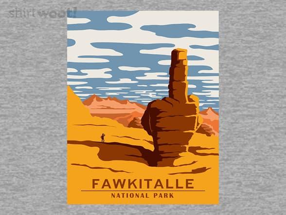 Fawkitalle National Park