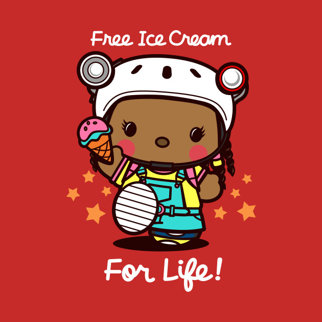 Free Ice Cream for Life