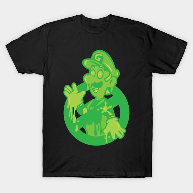 Goobusters Luigi T-Shirt