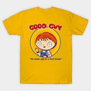 Stewie/Chucky T-Shirt