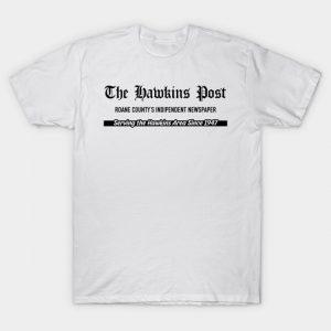 Hawkins Post, local newspaper T-Shirt