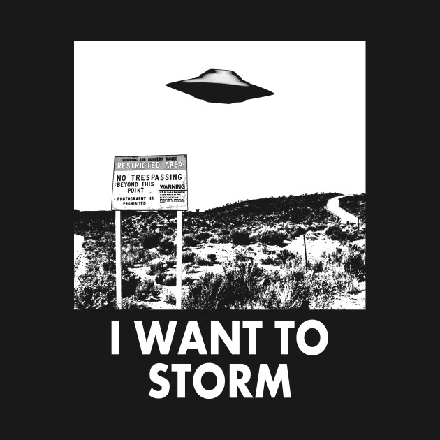 I Want to Storm