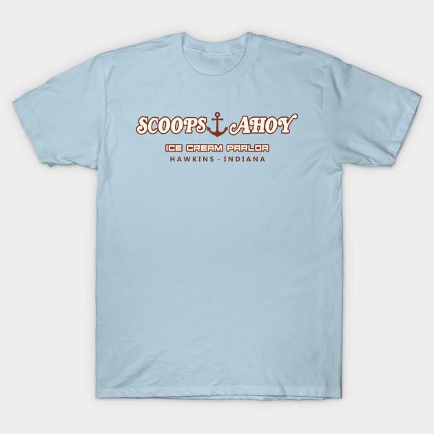 Scoops Ahoy T-Shirt