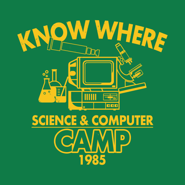 Know Where Science & Computer Camp 1985