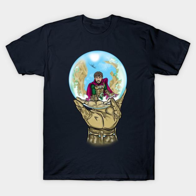 Mysterious Escher T-Shirt