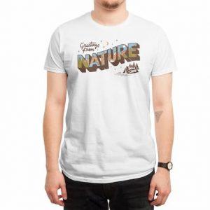 NATURE GREETINGS T-Shirt