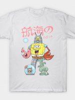 Nautical Combiner T-Shirt
